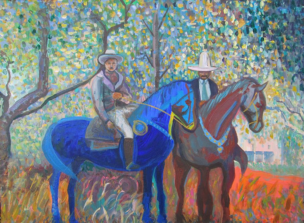 Moreno Horses