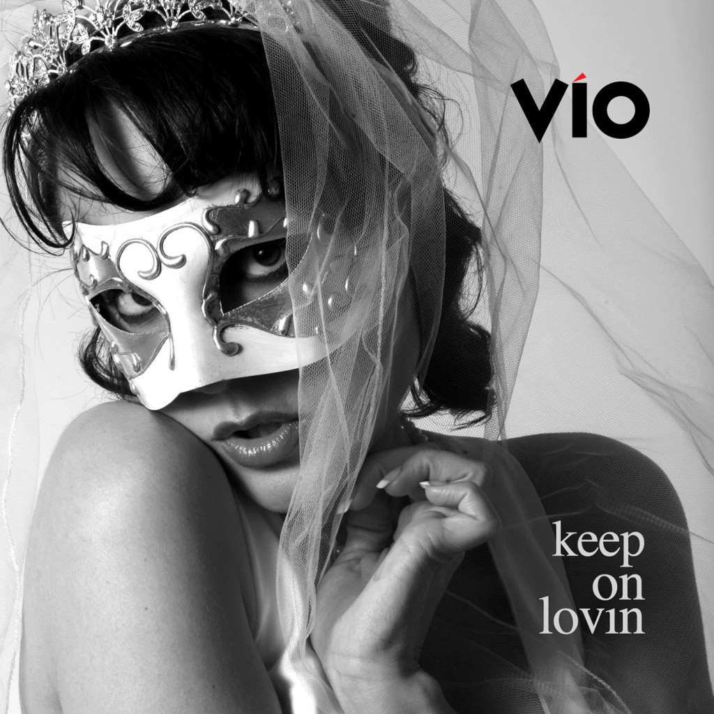 Vio CD Cover New