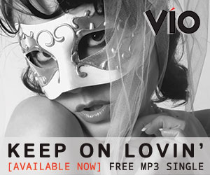 Vio - Keep On Lovin' Debut EP, July 8th.